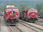CP 8534 at Revelstoke