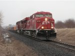 CP 8780 west near Trenton