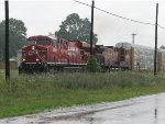 CP 8810 east at Woodstock
