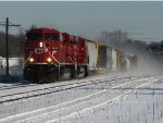 CP 8813 west at Guelph Jct.