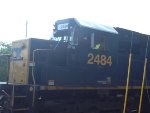 CSX A012 with Conductor's View