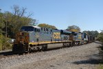 CSX Northbound Aggregate Train K736-08