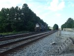 NS 3535 & 5036 entering Doraville Yard