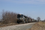 NS 841 Westbound coal train