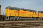 UP 1358, EMD GP40-2, ex DRGW 3104,