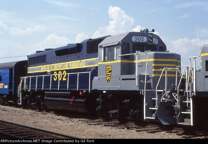 BAR 302(GP-38)