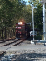 Old diesel, new crossing
