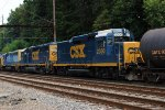CSX 2300 Road Slug on Q438-01