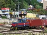 IR 263 - Switching locomotive