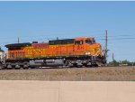 BNSF 5610 leads a SB coal train at 3:44pm