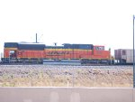 BNSF 9146 #3 power in a NB coal train at 10:54am