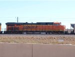 BNSF 6298 #2 power in a NB coal train at 11:40am