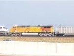 BNSF 5714 #1 rear DPU in a SB coal train at 3:10pm
