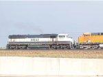 BNSF 9769 #2 rear DPU in a SB coal train at 3:10pm