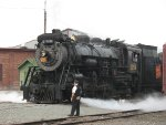 CN 3254 at Railfest 2011