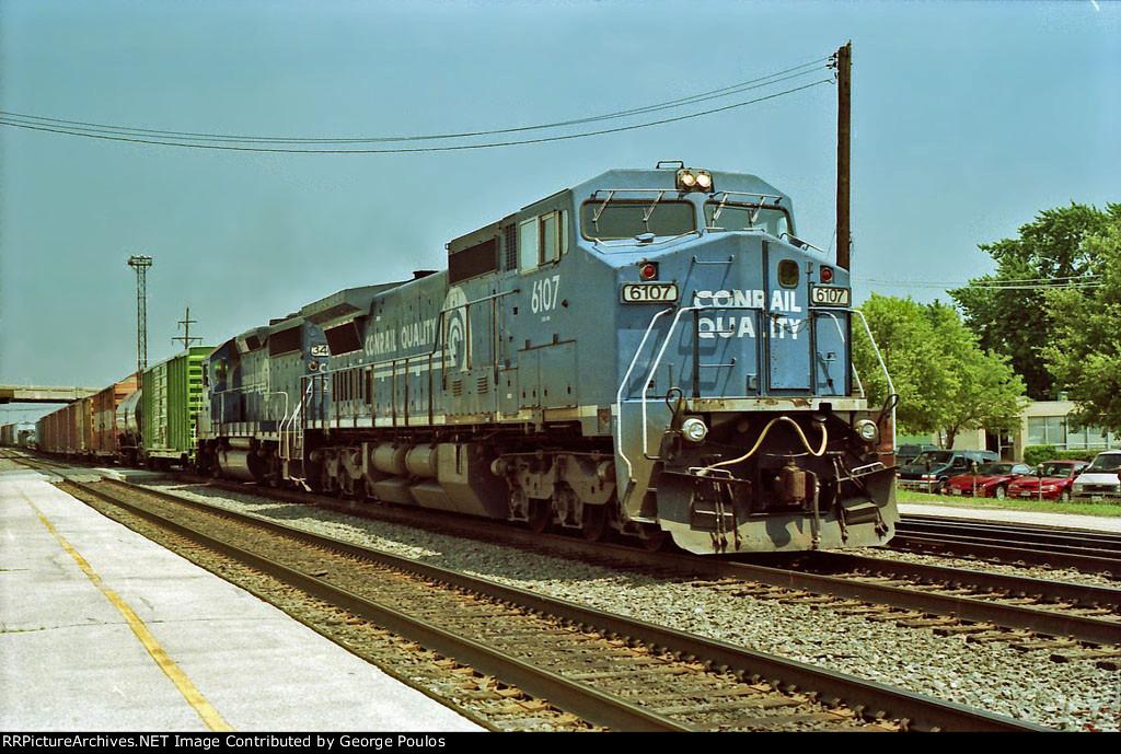 CR Transfer at LaVergne (6-27-97)