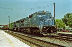 CR Transfer at LaVergne (6-27-97)