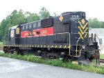 Morristown & Erie Alco RS-11 7215