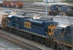 CSX #4598