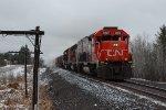 U79381 steams south