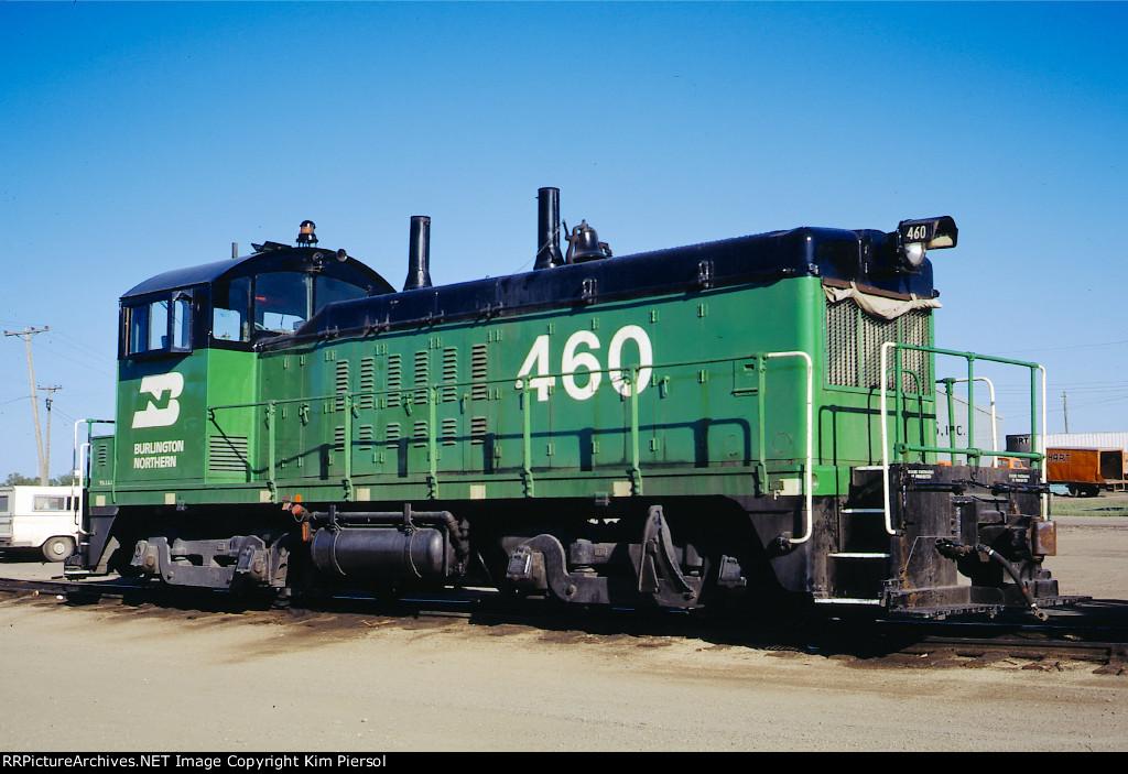 BN 460