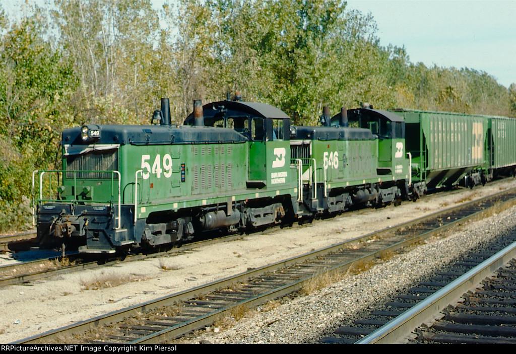 BN 549 546