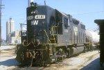 N&W GP38AC 4141