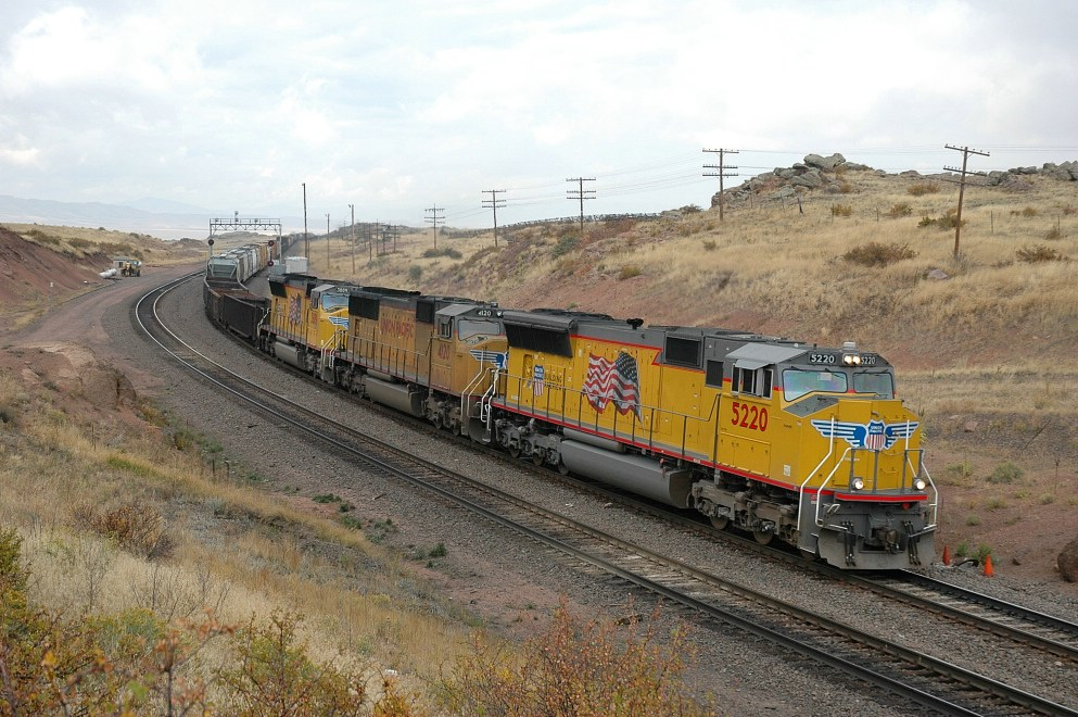 UP 5220 East