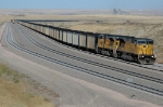 UP and BNSF loads