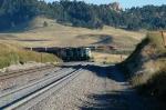 Coal train on the Lower Horseshoe