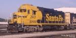 BNSF 2407