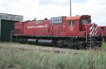 A Minn Commercial Alco C636 in 2007 still working.