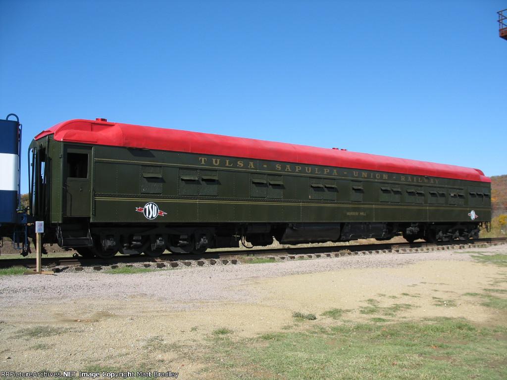 Murry Hill passenger car