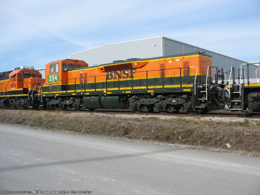 BNSF 254