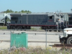 Union Pacific Y155 taking the day off
