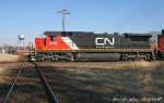 CN #2103 at Sullivan
