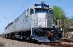 Amtrak #527