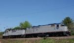 Amtrak # 527 & #722
