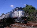 Amtrak # 571 on a beautiful morning