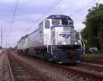 Amtrak GP-15  # 571