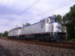 Amtrak GP-15 & GP-38