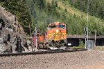 BNSF 4439 at Windy Point