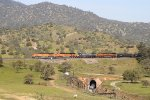 Three views of BNSF 7704-II