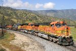 Three views of BNSF 7704-III