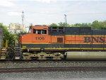 BNSF C44-9W 1106