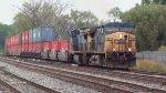 CSX 154 & 7751