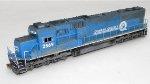 Conrail SD70 2569
