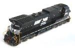 NS 9878 - Rear