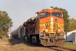 Westbound BNSF Empty Ethanol