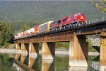 CP 8901 West at Revelstoke BC